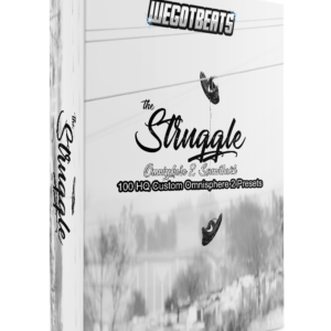 The Struggle Omnisphere Preset Bank