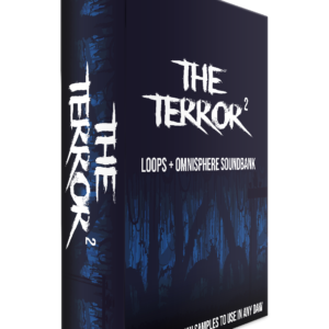 The Terror 2 Samples, Loops and Omnisphere Preset Bank