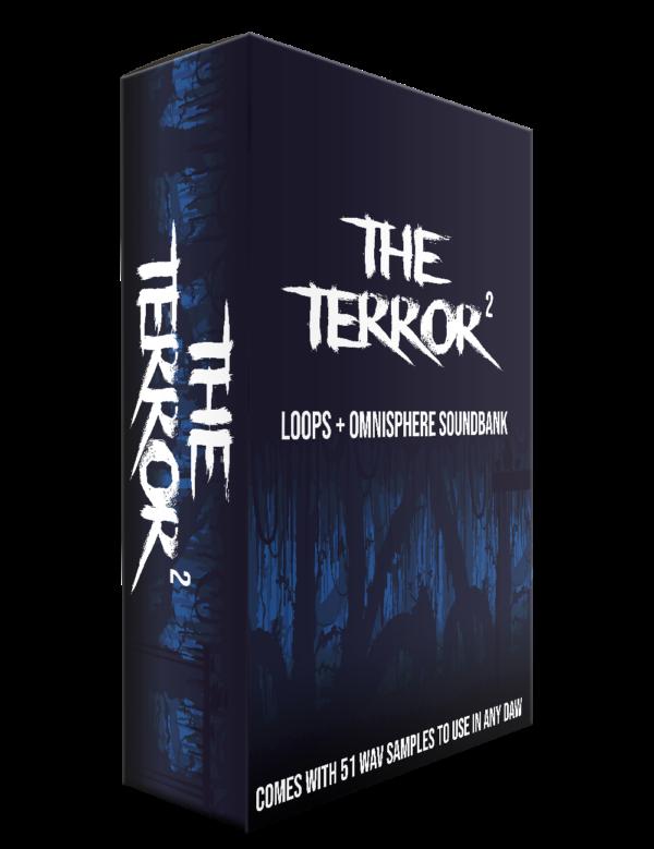 The Terror 2 Samples, Loops and Omnisphere Preset Bank