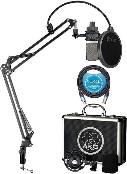 AKG C14 Microphone Package