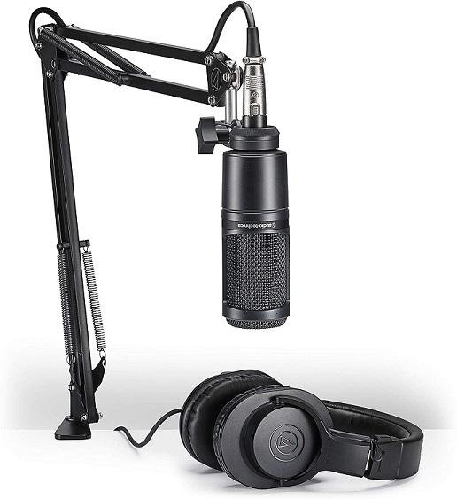 Audio-Technica AT2020PK Best Mics